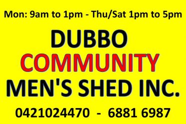 Dubbo Community Mens Shed Inc.